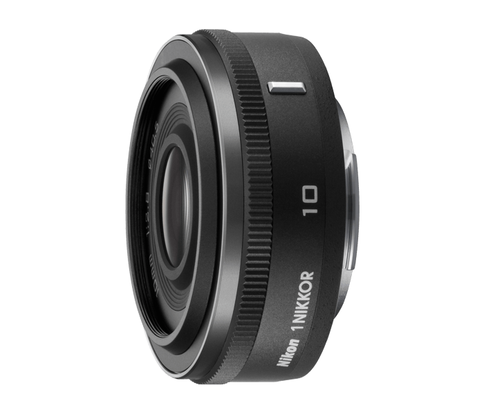 Photo of  1 NIKKOR 10mm f/2.8 Black