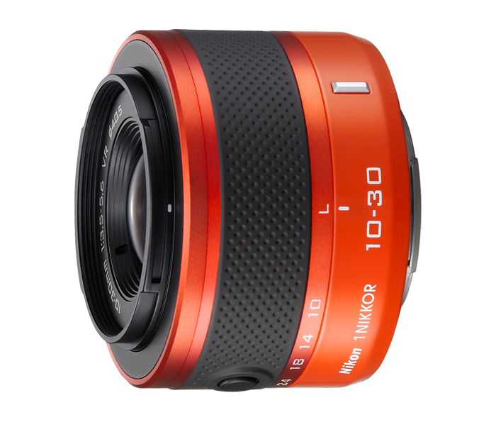 Photo of  1 NIKKOR<br/> VR 10-30mm f/3.5-5.6 Orange