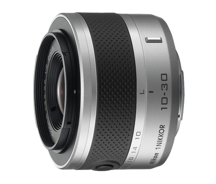 Photo of  1 NIKKOR<br/> VR 10-30mm f/3.5-5.6 Silver