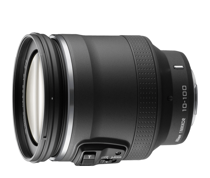 Photo of 1 NIKKOR VR 10-100mm f/4.5-5.6 PD-ZOOM