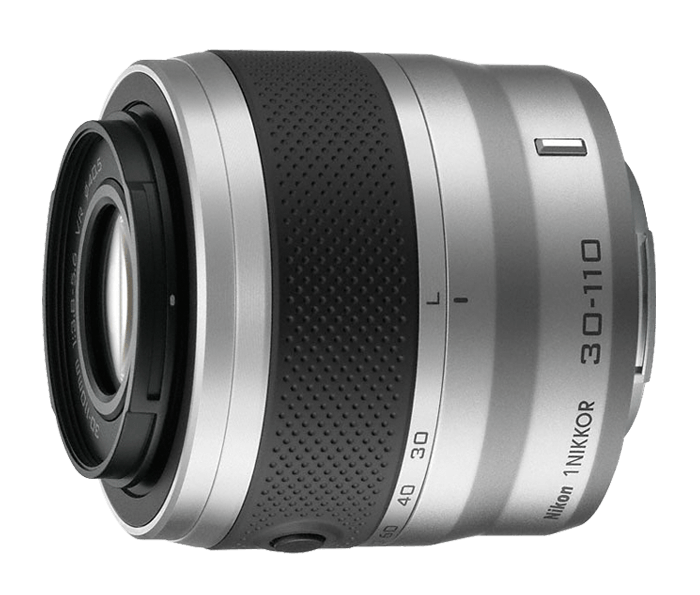 Photo of  1 NIKKOR<br/> VR 30-110mm f/3.8-5.6 Silver