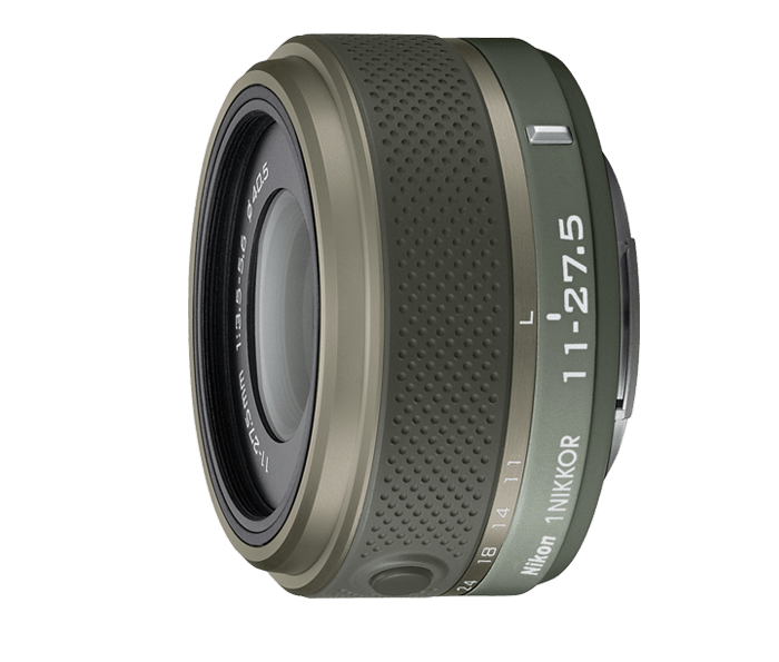 Photo of  1 NIKKOR<br/> 11-27.5mm f/3.5-5.6 Khaki