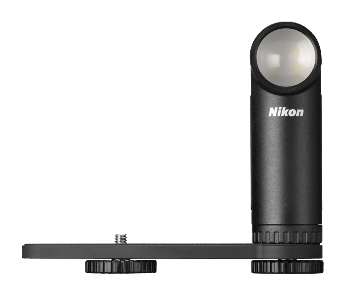 Luz LED para video LD-1000 Negro