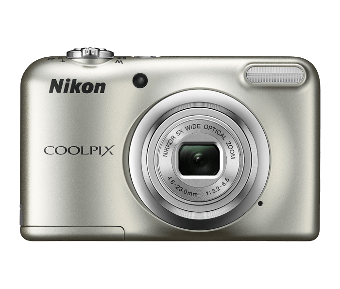 Photo of  COOLPIX A10 Silver