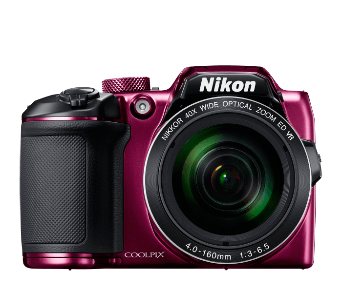 Photo of COOLPIX B500 Plum