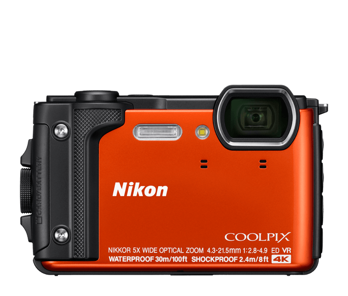 Photo of COOLPIX W300 Orange
