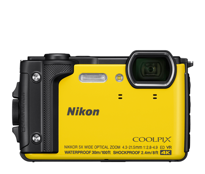 Photo of COOLPIX W300 Yellow