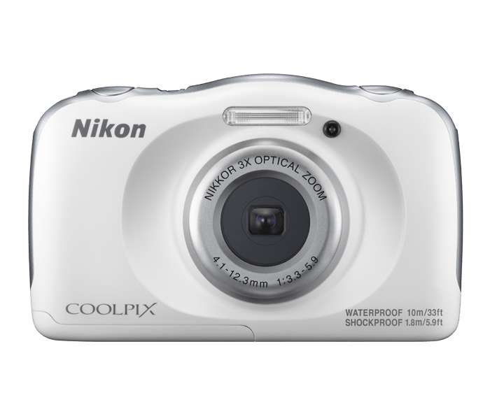 Photo of  COOLPIX W100 White