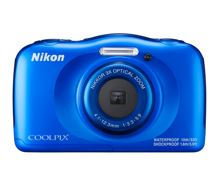 Photo of COOLPIX W100 Blue