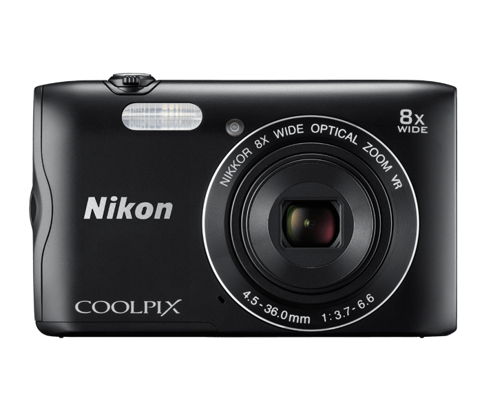 Photo of  COOLPIX A300 Black
