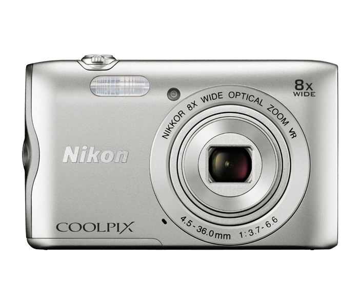 Nikon coolpix a300 compact digital camera