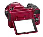 Red option for COOLPIX L830