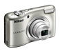 Silver option for COOLPIX L29