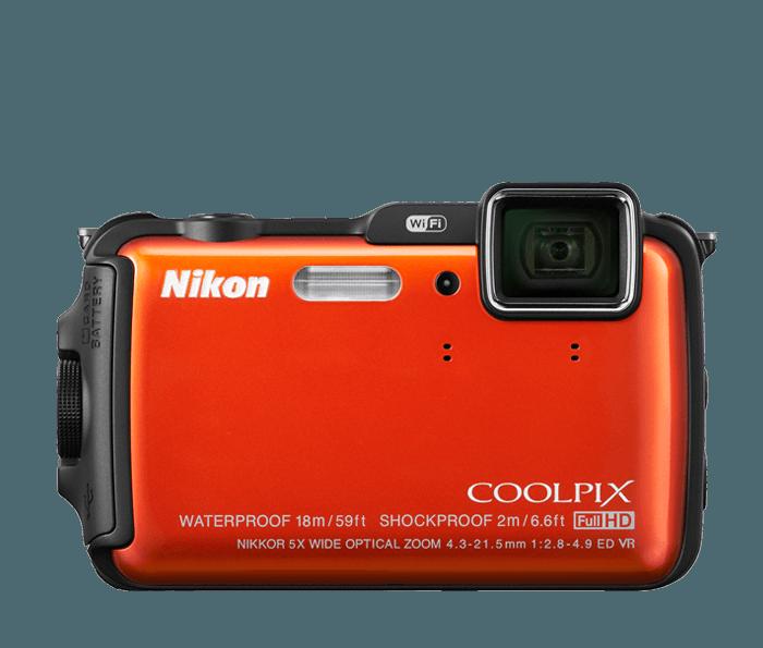 nikon coolpix a user manual