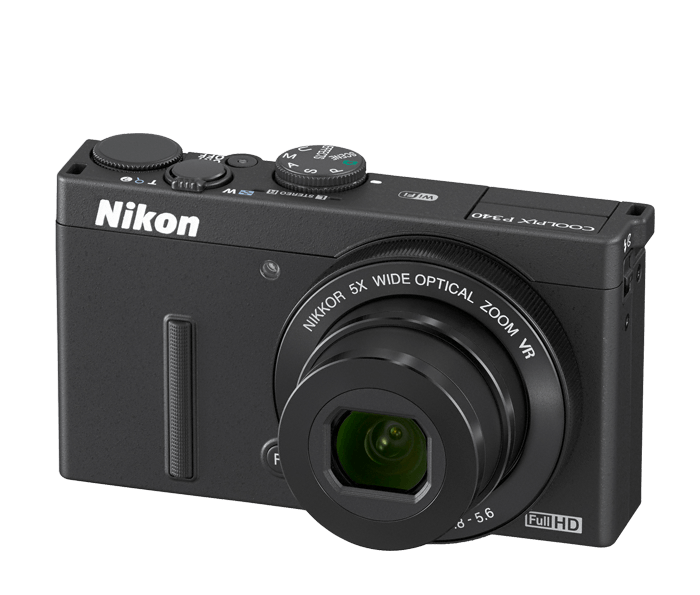 Nikon COOLPIX P340 | Low-Light Photography Compact Camera