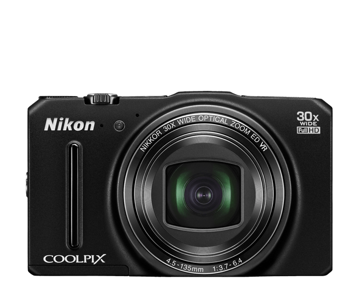 Photo of  COOLPIX S9700 Black