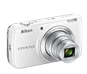 Blanco  COOLPIX S810c