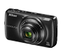 Black option for COOLPIX S810c