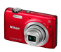 Red  COOLPIX S6700