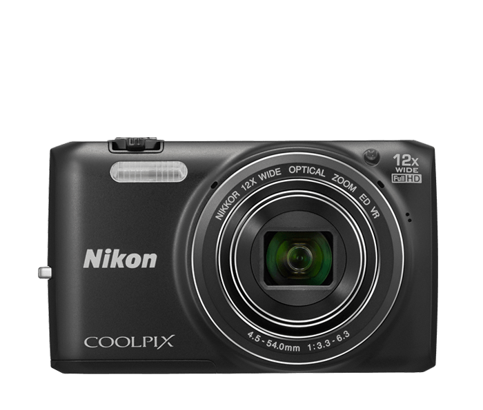 Photo of  COOLPIX S6800 Black