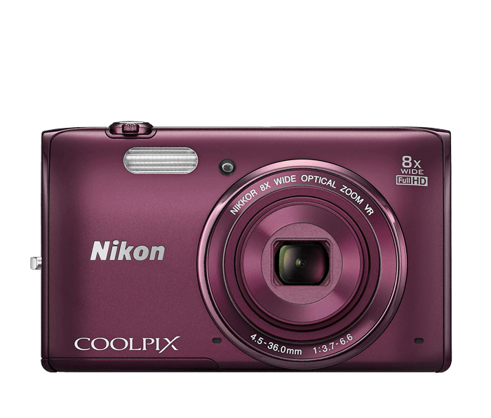 Photo of  COOLPIX S5300 Plum