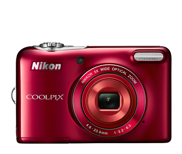 Photo of  COOLPIX L32 Red