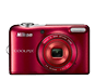 Red option for COOLPIX L32