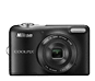 Black  COOLPIX L32