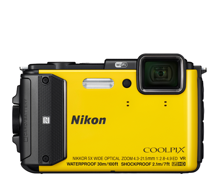 Photo of  COOLPIX AW130 Yellow