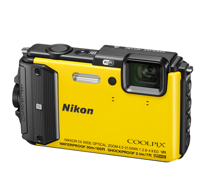 COOLPIX AW130 | Read Reviews, Tech Specs, Price & More