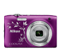 Purpura  COOLPIX S2900