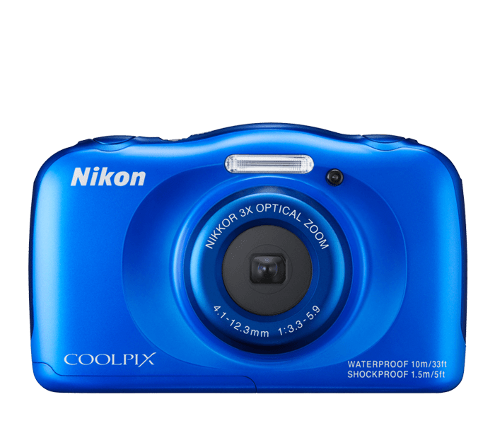 Photo of COOLPIX S33