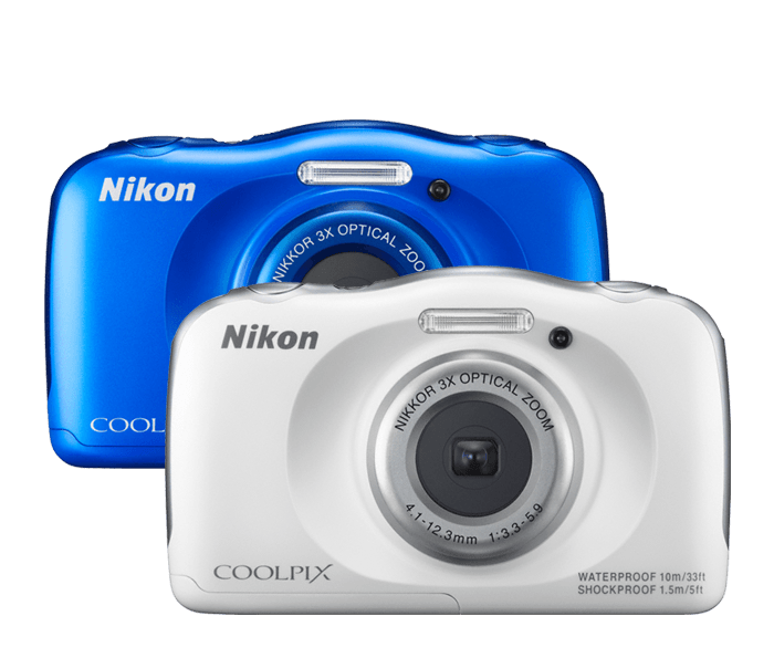 Nikon COOLPIX S33 | Read Reviews, Tech Specs, Price & More