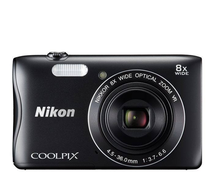 Photo of COOLPIX S3700