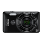 Black option for COOLPIX S6900