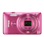 Pink option for COOLPIX S6900