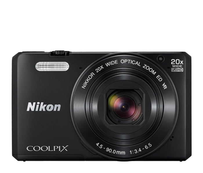 Photo of  COOLPIX S7000 Black