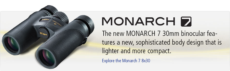 Explore the Monarch 7 8x30 Binoculars