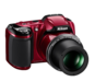 Red  COOLPIX L810
