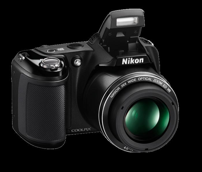 COOLPIX L810 from Nikon