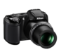 Black option for COOLPIX L810