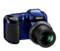 Blue option for COOLPIX L810