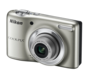 Silver option for COOLPIX L25