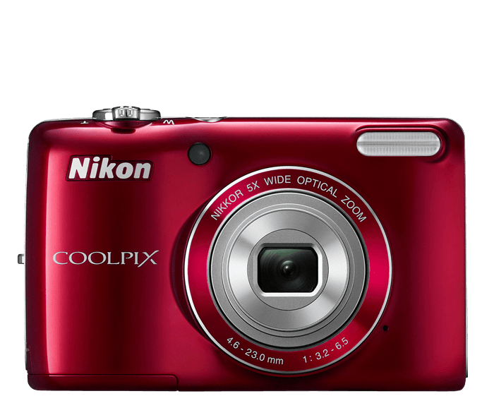 Photo of  COOLPIX L26 Red