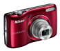 Rouge  COOLPIX L26