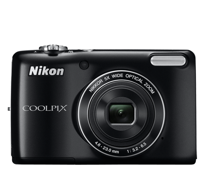 Photo of  COOLPIX L26 Black