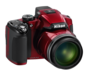 Red option for COOLPIX P510