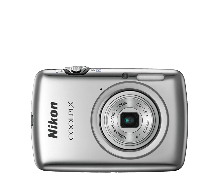 Photo of  COOLPIX S01 Silver