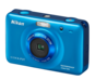 Blue option for COOLPIX S30