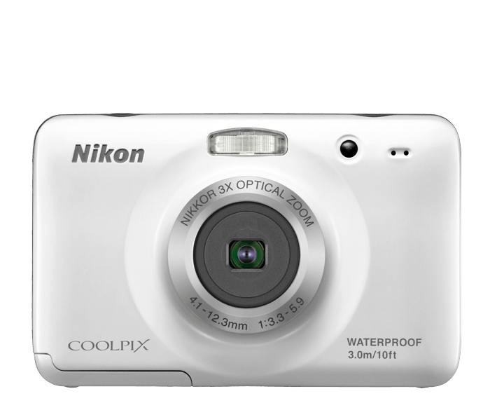Photo of  COOLPIX S30 White